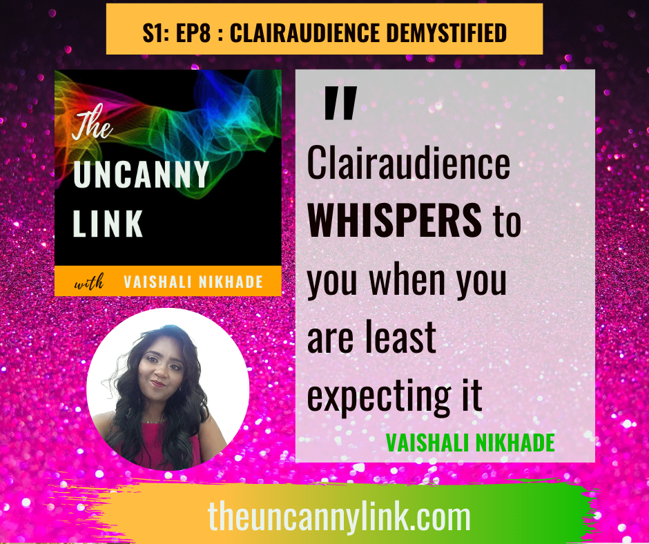 Clairaudience whispers