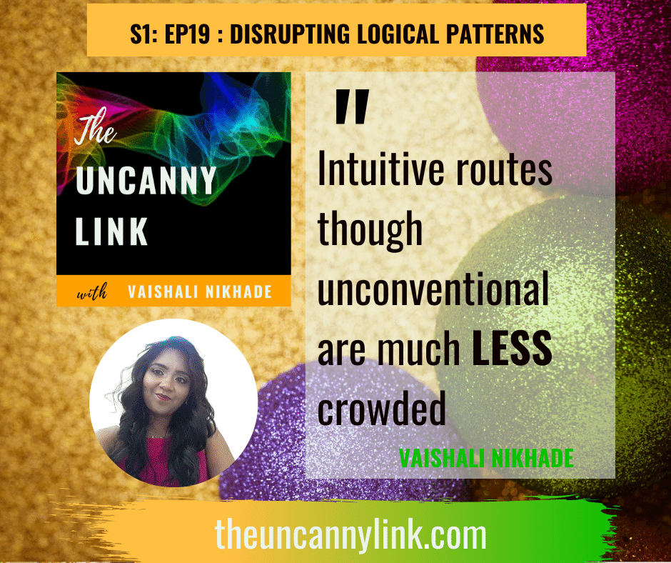 the uncanny link | disrupting logical patterns