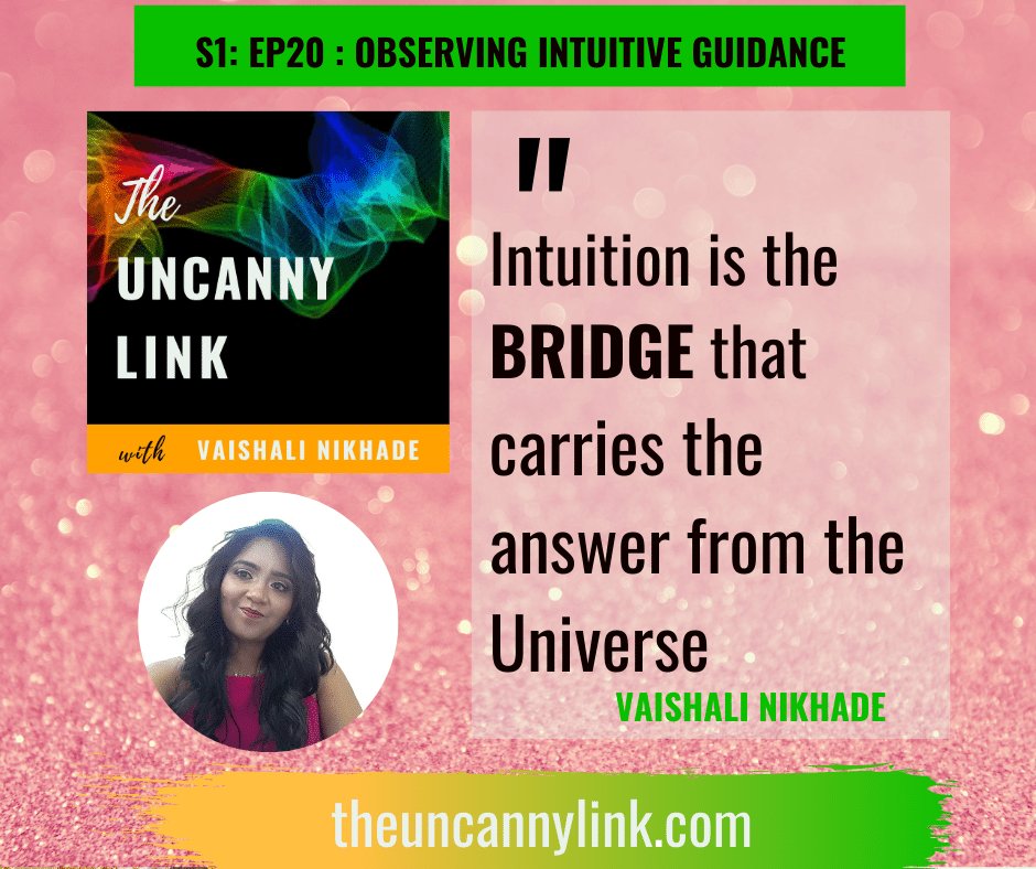 The Uncanny Link | episode 20