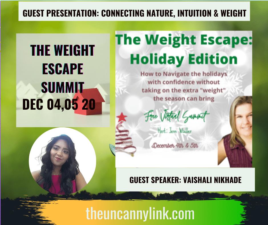 Vaishali Nikhade - weight loss summit speaker